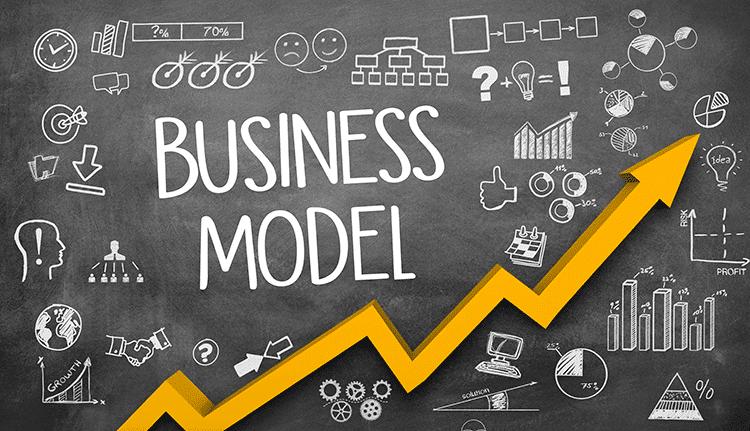 modèle économique et business model canvas