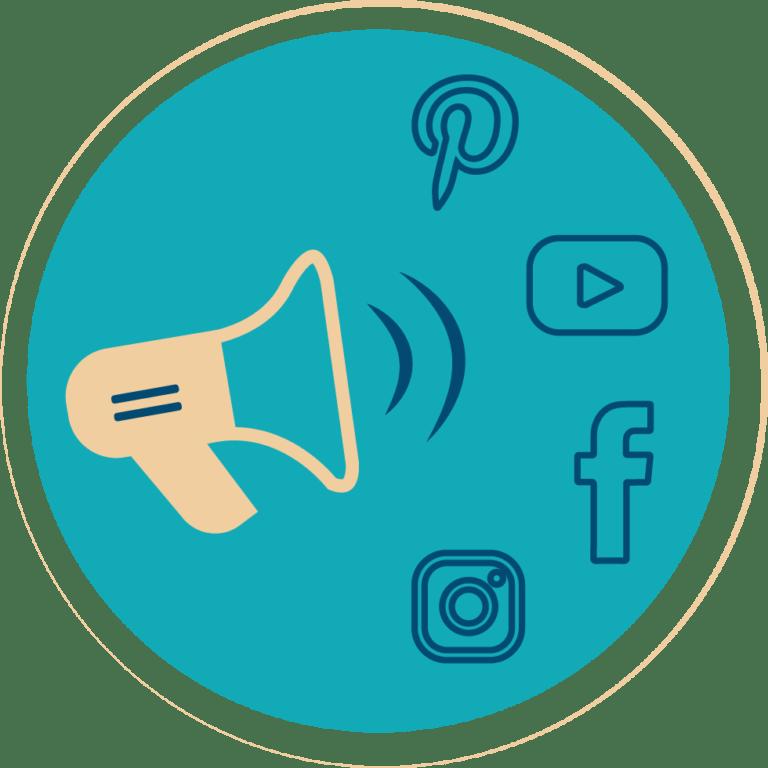 illustration-communication réseaux sociaux